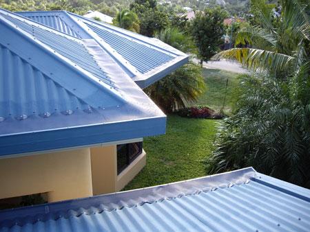 Roofing Gutter Mesh